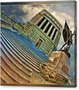 Steps To Justice Canvas Print