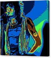Steven In Spokane 1e Canvas Print