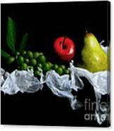 Still Fruits Canvas Print