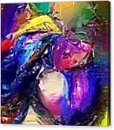 Still Life 032812 Canvas Print