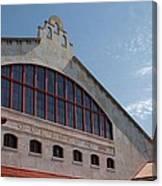 Stockyards Coliseum Canvas Print