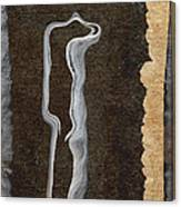 Stone Men 01 - Her Canvas Print