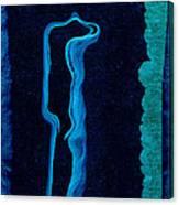 Stone Men 01c2 - Her Canvas Print