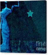 Stone Men 30-33 C02c - Les Femmes Canvas Print