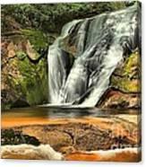 Stone Mountain Window Falls Canvas Print