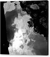 Stoney Reflections Canvas Print