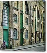 Stoney Street View Canvas Print