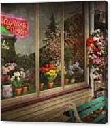 Store - Belvidere Nj - Fragrant Designs Canvas Print