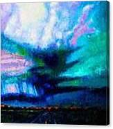Storm Chasing Canvas Print