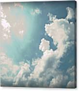 Storm Clouds - 1 Canvas Print