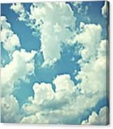 Storm Clouds - 2 Canvas Print