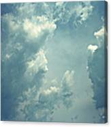 Storm Clouds - 3 Canvas Print