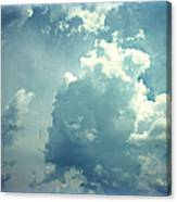 Storm Clouds - 4 Canvas Print