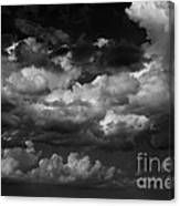 Storm Clouds 1 Canvas Print