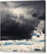 Storm Clouds-1 Canvas Print