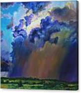 Storm Clouds Over Missouri Canvas Print