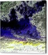 Storm On The Landscape Canvas Print