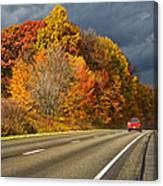 Stormin' Through Pennsylvania 2 Canvas Print