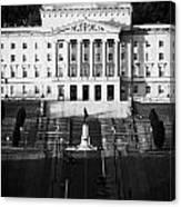 Stormont Belfast Canvas Print