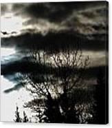 Stormy Canvas Print