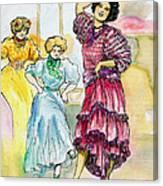 Storyville Canvas Print
