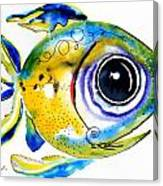 Stout Lookout Fish Canvas Print