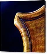Stradivarius Corner Closeup Canvas Print