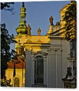 Strahov Monastery - Prague Canvas Print