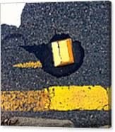 Streets Of Coronado Island 34 Canvas Print