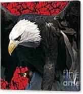 Strength Of America Canvas Print