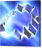 String Theory, Artwork Canvas Print