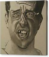 Stu Canvas Print