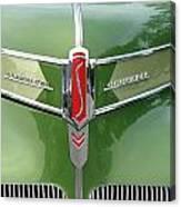 Studabaker Front Canvas Print