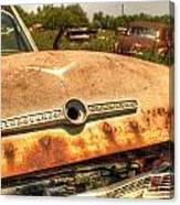 Studebaker Champion Canvas Print