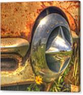 Studebaker Reflections Canvas Print
