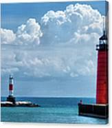Studio Lighthouse Canvas Print