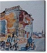 Suakin Red Sea 1 Canvas Print