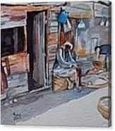 Suakin Red Sea 2 Canvas Print