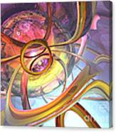 Subtlety Abstract Canvas Print