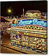 Sugar Babes 2 Lake County Fair Canvas Print