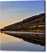 Suilven Across Loch Craggie Canvas Print