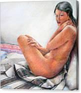 Sumax Sipas Canvas Print