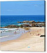 Summer At Port Macquarie Canvas Print