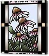 Summer Blossoms 1 Canvas Print