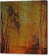 Summer Burn Canvas Print