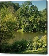 Summer Happiness - Holmdel Park Canvas Print