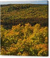 Summit Peak Autumn 9 Canvas Print
