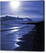 Sun At The Shore II Canvas Print