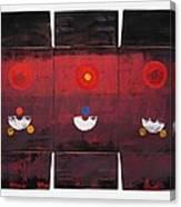 Sunarise Canvas Print