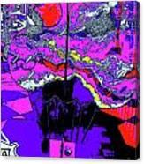 Sundae 20 Canvas Print